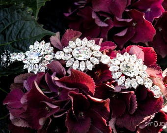 "Bracelet ""Merlinda"" Made with Swarovski ® elements"