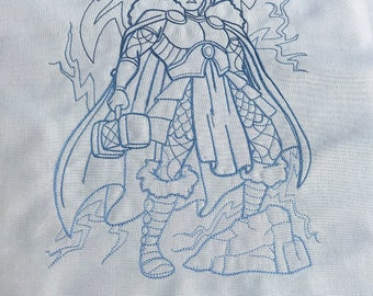 Norse Quilt Panel Embroidery Set