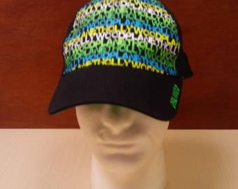Vintage Later 90's Planet Hollywood Orlando Men's Mesh Adjustable Snap Back Baseball Hat Cap