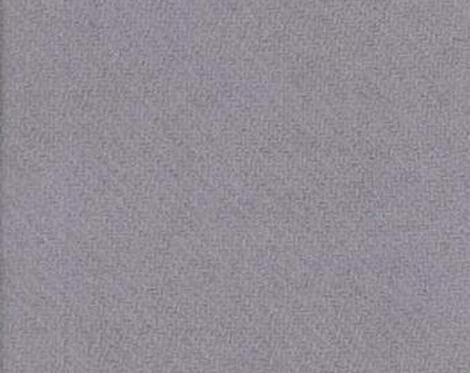Moda 100% Wool Steel 5481050 - 1/2 yd x 54 inches