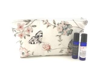 Oil Bag, Oil Bag for Purse, Essential Oil Bag, Padded Bag, Bag for Essential Oils, Essential Oil Storage, Girlfriend Gift