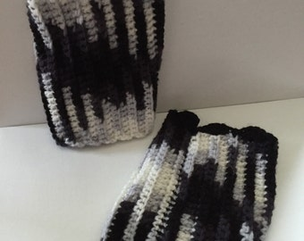 Boot socks, boot cuffs , boot toppers  was 11.52  now 7.99