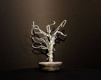 """Forest"" jewelry tree"
