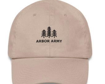 Arbor Army Baseball Hat