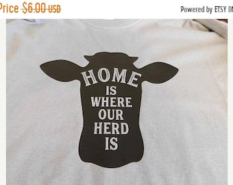 SALE Home with Herd 2 XL t-shirt