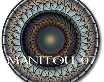 Color Mandala 6