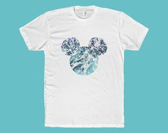 Ocean Mickey - Mens T-Shirt