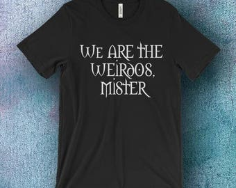 The Craft - We Are The Weirdos Mister Bella + Canvas T-Shirt