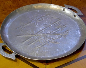 aluminum serving tray