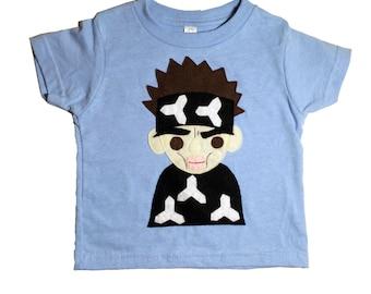 Who's The Supermodel!? - Kids {Light Blue} Shirt - Children's Clothing Gift