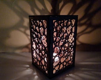 Valentine's Day Candle Holder