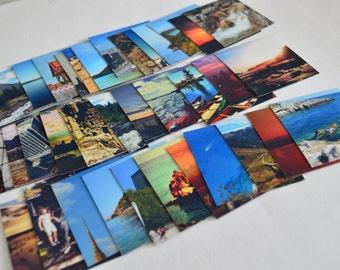 Custom Photo Magnets / Custom Fridge Magnets / Personlaised Magnet / Square Photo Magnet /  Best Friend Gift / Boyfriend Gift  (5x5cm)