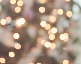 Christmas Print, Christmas Photography, Christmas Decor, Holiday Print, Pastel Christmas Photo, Christmas Tree Print, Christmas Art, Holiday