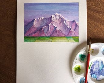 Original Pioneer Peak