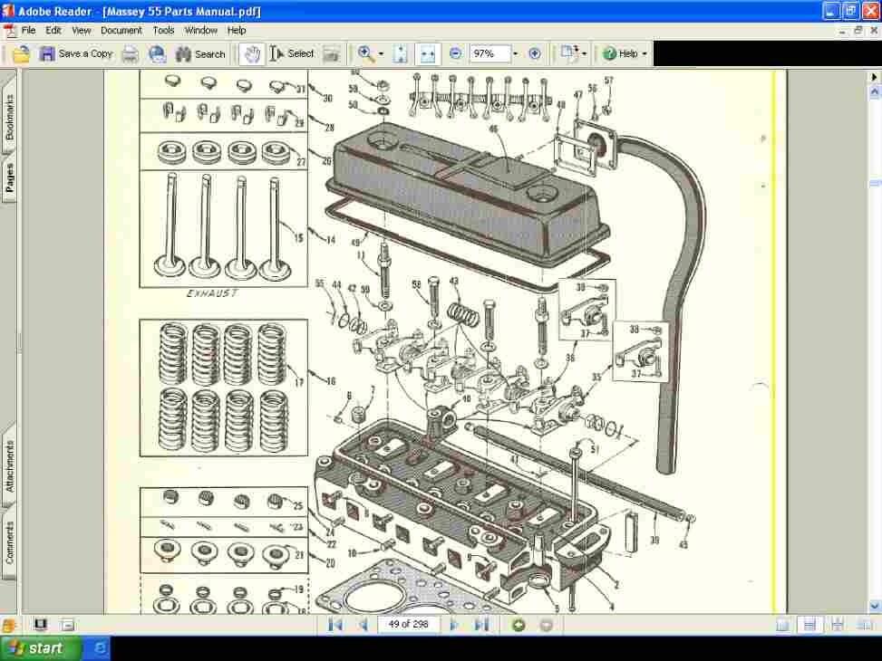 Massey Ferguson 165 Wiring Diagram Free - Arbortech.us