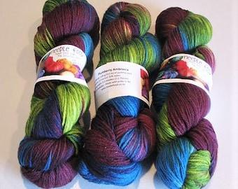 Needle Food Yarn - Plumberry Ambrosia