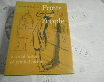 Prints and People, 1971; lithographs, art, prints, etching, mezzotint, engraving, drypoint, woodcut, stage scenery, posters, folk prints