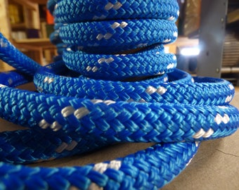 """1/2"""" Double Braid-Yacht Braid Polyester Rope"""