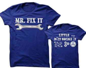 Dad and Daughter Shirts, Dad and daughter t shirts, Matching Dad and daughter, Father daughter shirts,dad and daughter matching outfit shirt