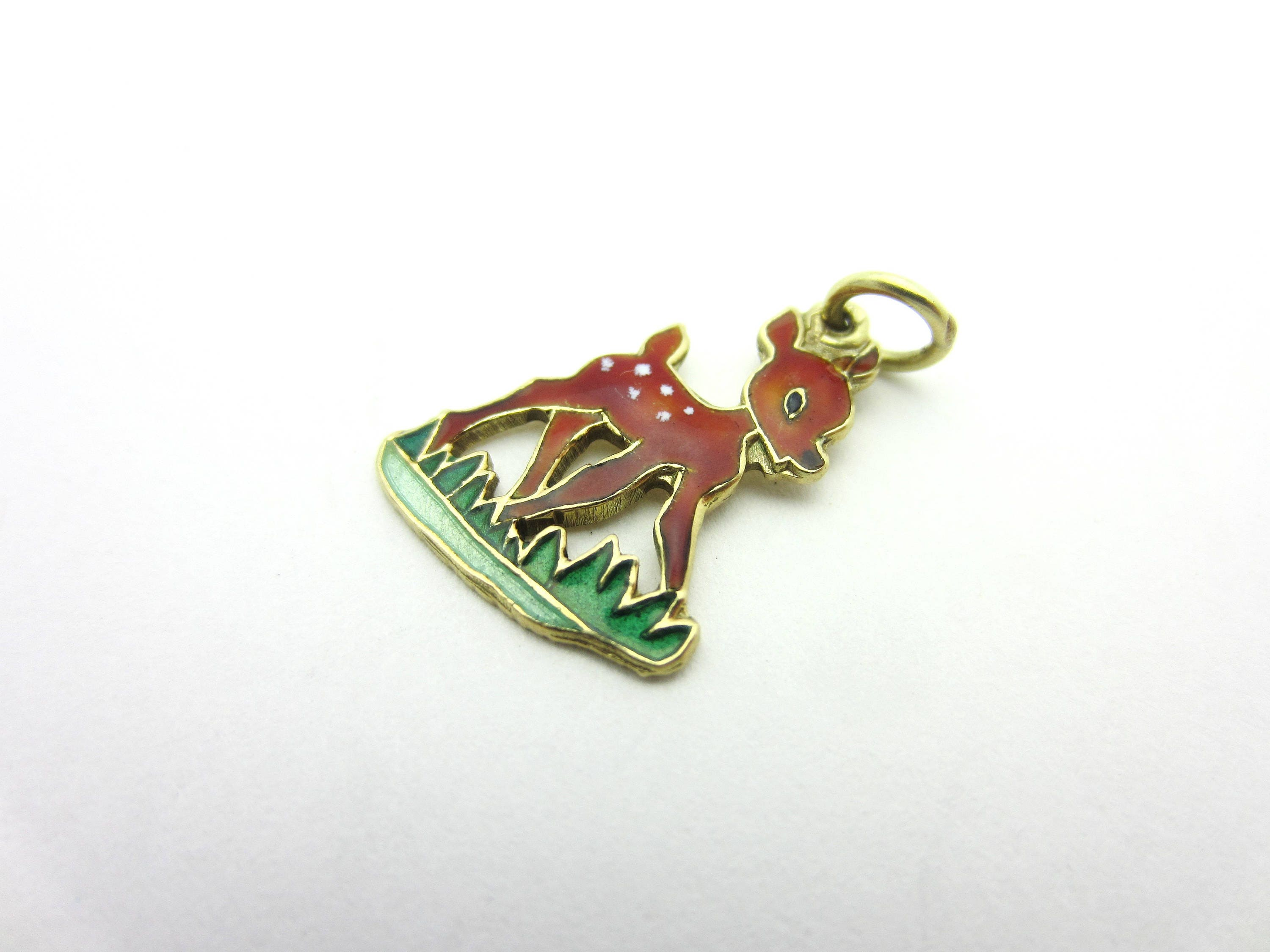 s original bambi necklace pendant thumbnail img candy products buckingham online store deer