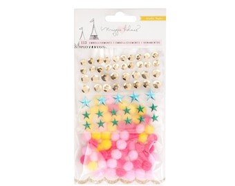 Maggie holmes carousel small embellishments