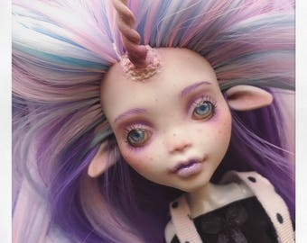 Monster High OOAK-Magic Unicorn