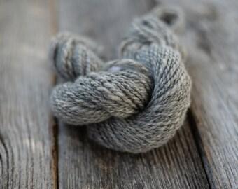 Handspun Yarn, Gray Yarn, Bulky Yarn, Art Yarn, Knitting Yarn, Crochet Yarn, Gift Wrap, Kids Crafts, Craft Yarn, Weaving Yarn, Baby Yarn