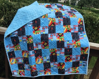 Cars Baby Quilt