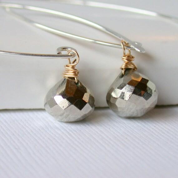 Pyrite Drops