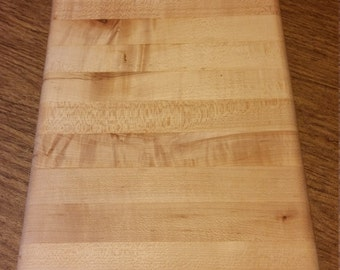 cutting board reclaimed white oak