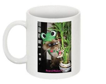 Infrognito coffee mug