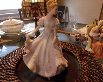 """Masterpiece Porcelain HOMCO '""""LADY CAROLINE'"""