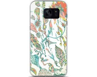 """Samsung Case """"Feeling floral"""""""