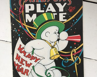 January 1947 Childrens Play Mate magazine