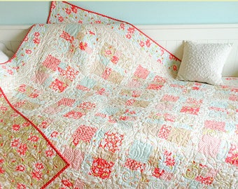 Harmony - Carried Away Quilting CAQ-011