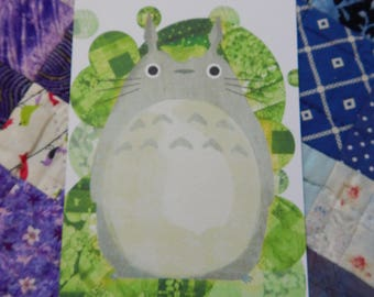 Totoro A5 Print