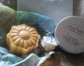 Baby Bee Massage Lotion Bar, Honey Bee Blessings