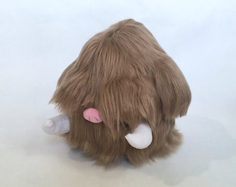 Piloswine Pokemon Plush