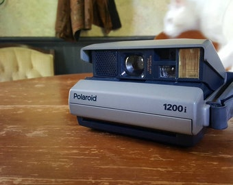 Polaroid 1200i in excellent condition!