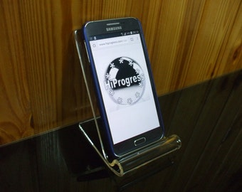 Desk Universal Smartphone Holder Stand Display Easel