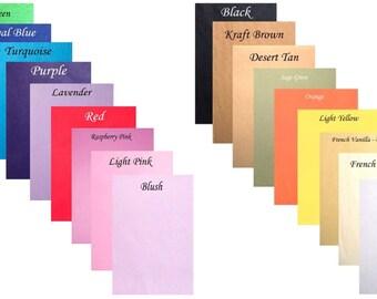 "50 Sheets (12 inches L x W) 5"" x 7"", 3.5"" x 8.5"", 6"" x 6"", 4"" x 8"" Custom Cut Wedding INVITATION Insert TISSUE Paper--Cards, Protect Photos"