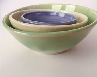 Small Prep Bowl Set (3)