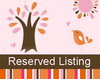 Reserved Listing for Sandy