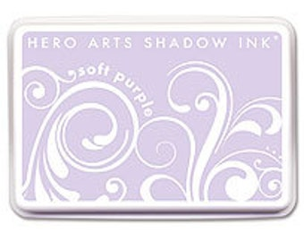 sale Hero Arts Soft Purple Shadow Ink