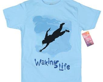 Waking Life T shirt Design