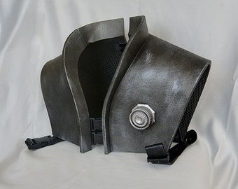 Starkiller cosplay chest armor from SW The Force Unleashed - 1:1 EVA foam
