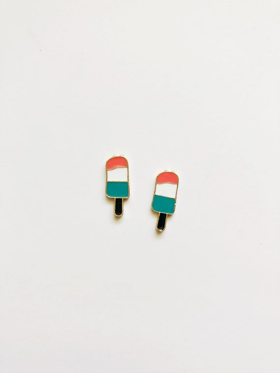 Popsicle Post Earrings *summer exclusive*