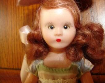 Vintage Storybook Doll