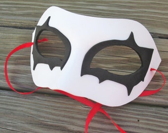 "Persona 5 (P5) inspired ""Joker"" mask for cosplay / costume or decoration / decor"