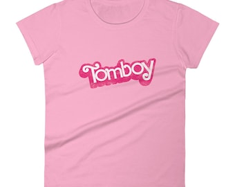 Tomboy Women's short sleeve t-shirt